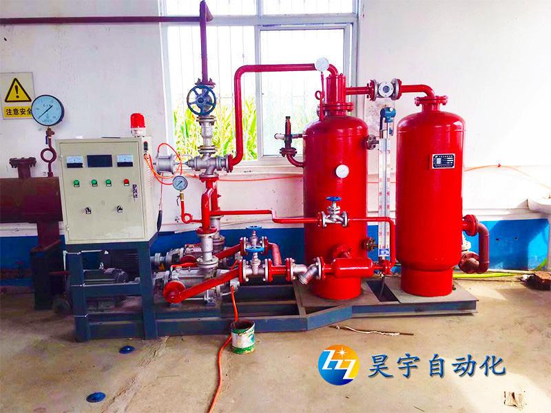 蒸汽冷凝水回收设备