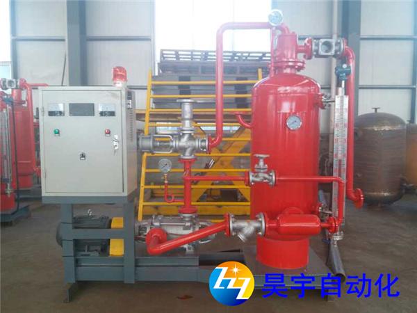 蒸汽回收机
