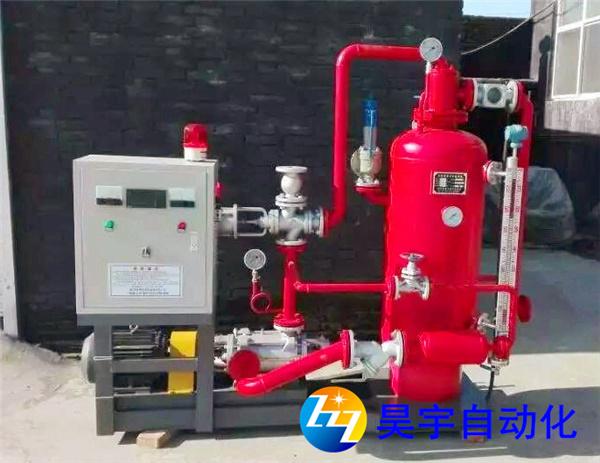 适用于12T以上的TY-1型单罐单泵蒸汽回收机