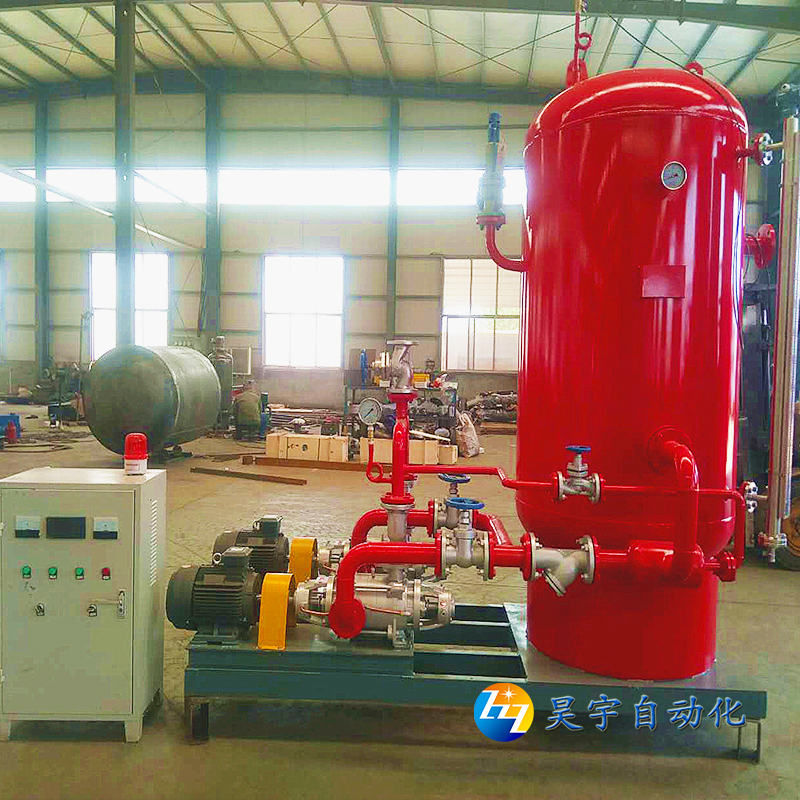 造纸厂配置锅炉蒸汽回收机