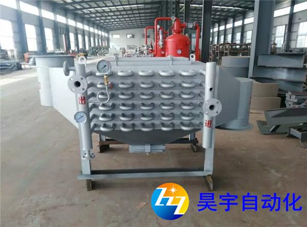 锅炉烟气余热回收设备节能特点