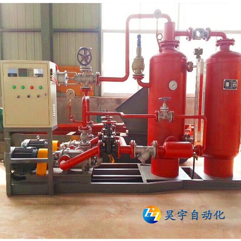 锅炉蒸汽回收机企业生产效益的优势
